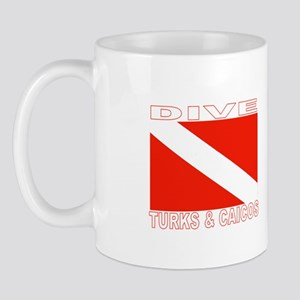 Dive Turks & Caicos Mug