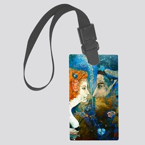 MISSING YOU  Large Luggage Tag