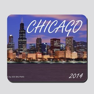 chicago 2014 Mousepad