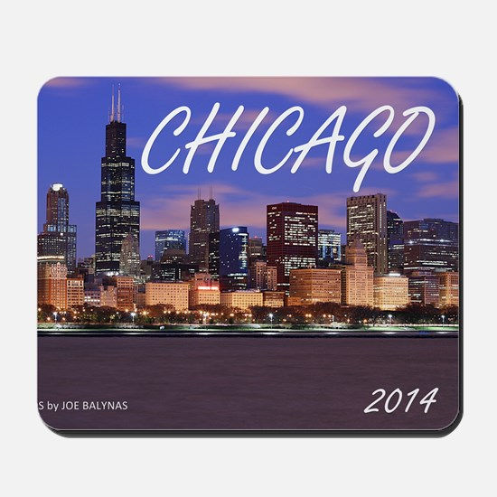 chicago 2014 Mousepad