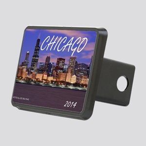 chicago 2014 Rectangular Hitch Cover