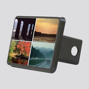 01statescaptions Rectangular Hitch Cover