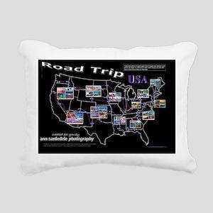 ROADTRIP17x11cover Rectangular Canvas Pillow