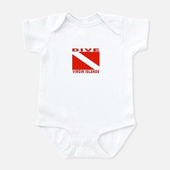 Dive Virgin Islands Infant Bodysuit