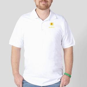U.S.V.I. Golf Shirt