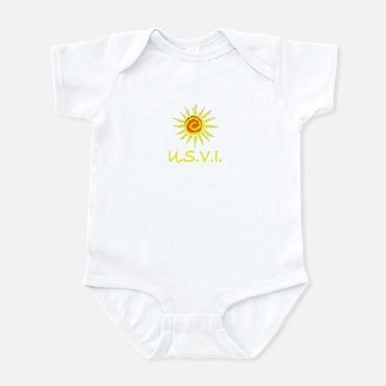 U.S.V.I. Infant Bodysuit