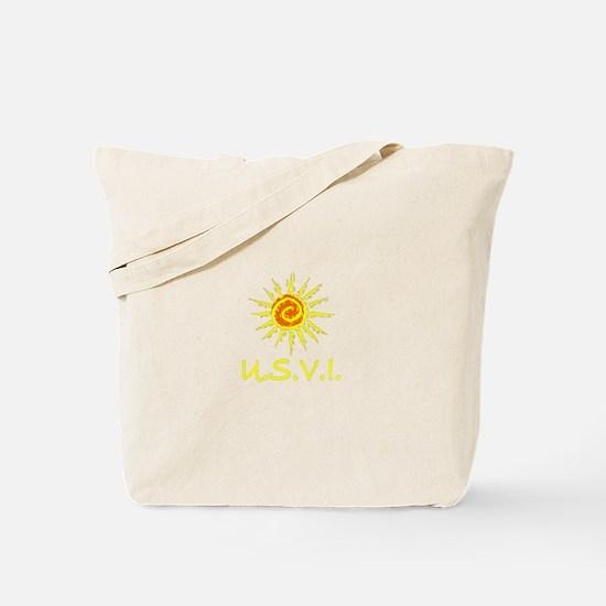 U.S.V.I. Tote Bag