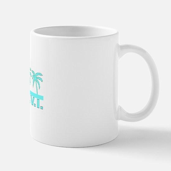 U.S.V.I. Mug