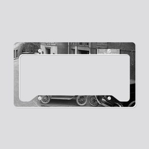 Ford Sales and Service License Plate Holder