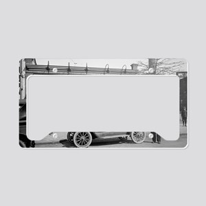 North East Auto Exchange License Plate Holder