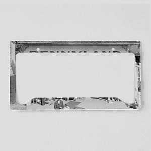 Pennyland Arcade License Plate Holder