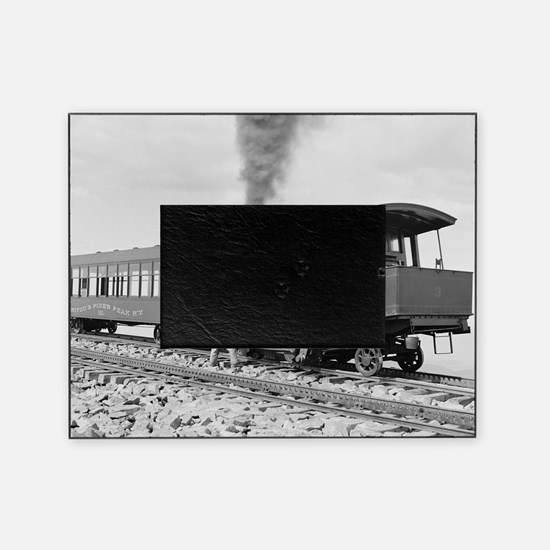 Pikes Peak Cog Railway Picture Frame
