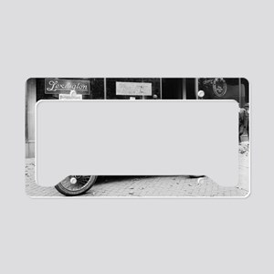 Pikes Peak Champion Race Car License Plate Holder