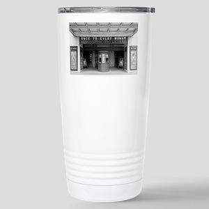 Rialto Movie Theater Stainless Steel Travel Mug