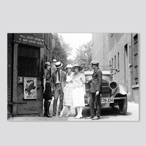 The Krazy Kat Speakeasy Postcards (Package of 8)