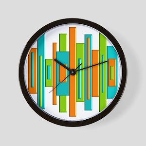 MCM ART duvet Wall Clock