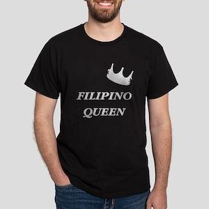 Filipino Queen Dark T-Shirt