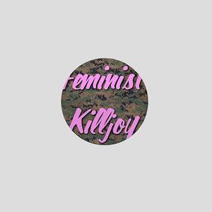 Feminist Killjoy Mini Button