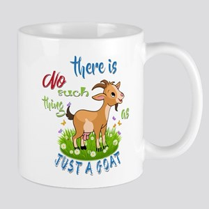 No Such Thing as Just a Goat GetYerGoat™ Mugs