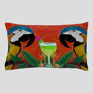 Parrot head Pillow Case