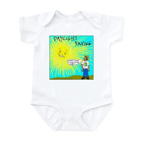 Daylight Saving Infant Bodysuit