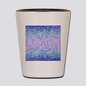 Glitter 2 Shot Glass