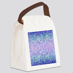 Glitter 2 Canvas Lunch Bag