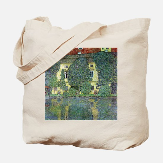 Schloss Kammer By Gustav Klimt Tote Bag