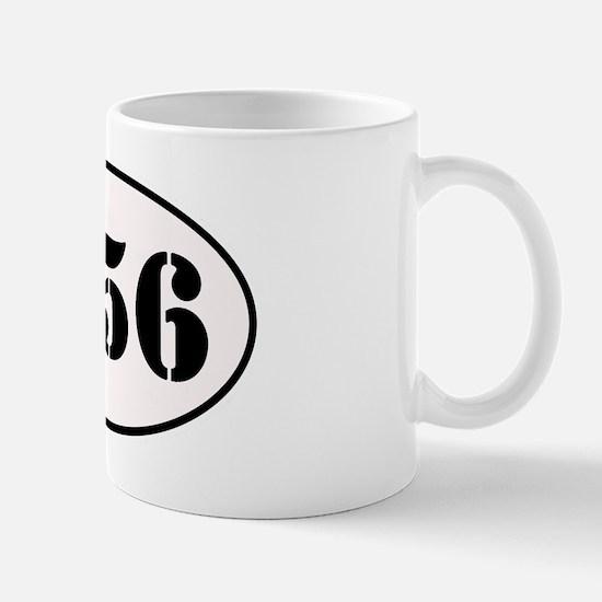 5.56 Shooter Decal Mug