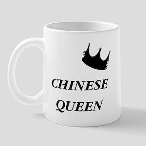 Chinese Queen Mug