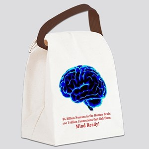 Mind Ready Canvas Lunch Bag