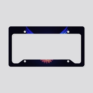 The Wild Wings License Plate Holder