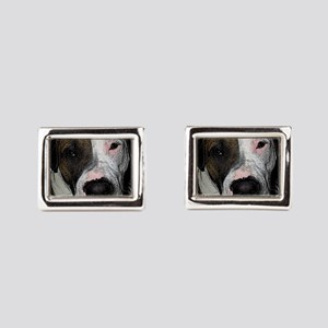American Pit Bull Terrier Cufflinks