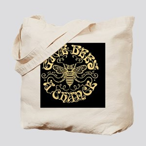 bees-chance-BUT Tote Bag