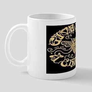 bees-chance-OV Mug