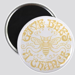 bees-chance-DKT Magnet