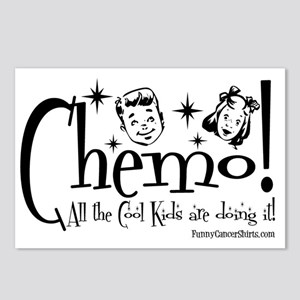 Chemo! All the Cool Kids  Postcards (Package of 8)