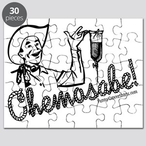 Chemosabe! Puzzle