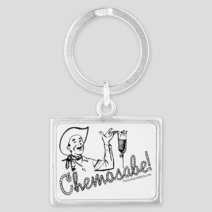 Chemosabe! Landscape Keychain