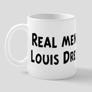 Men eat Louis Dressing Mug