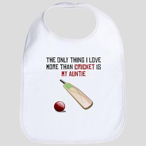 Cricket Auntie Bib