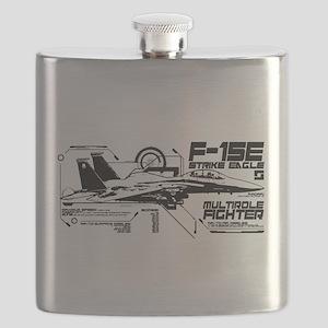F-15E Strike Eagle Flask