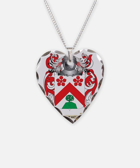Hawthorne Coat of Arms (Famil Necklace