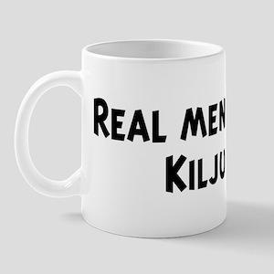 Men eat Kilju Mug