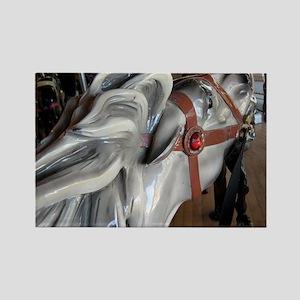 MGR grey head Rectangle Magnet
