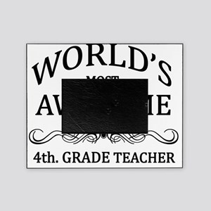 4th. grade Picture Frame
