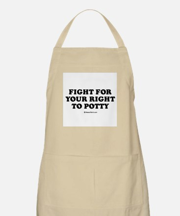 Fight for your right to potty / Baby Humor BBQ Apr