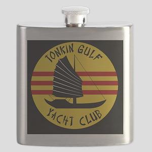 Tonkin Gulf Yacht Club Flask