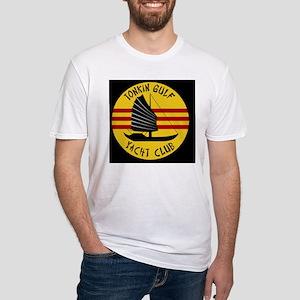 Tonkin Gulf Yacht Club Fitted T-Shirt