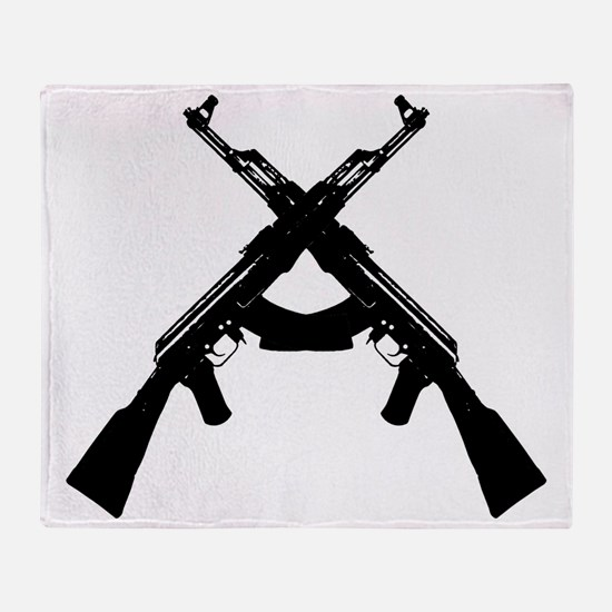 AKS X DARK Throw Blanket